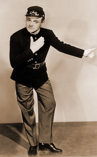1942 (15th) Best Actor: James Cagney