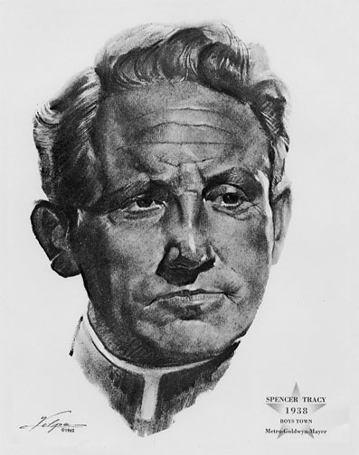 1938 (11th) Best Actor: Spencer Tracy