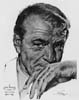 1941 (14th) Best Actor Volpe Sketch: Gary Cooper