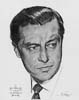 1945 (18th) Best Actor Volpe Sketch: Ray Milland