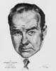 1949 (22nd) Best Actor Volpe Sketch: Broderick Crawford