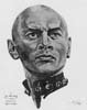 1956 (29th) Best Actor Volpe Sketch: Yul Brynner