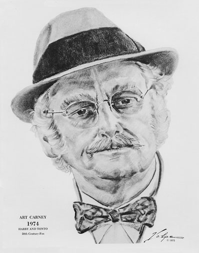 1974 (47th) Best Actor: Art Carney