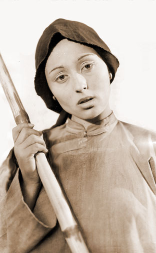 1937 (10th) Best Actress: Luise Rainer