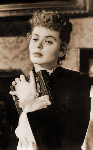 1944 (17th) Best Actress: Ingrid Bergman