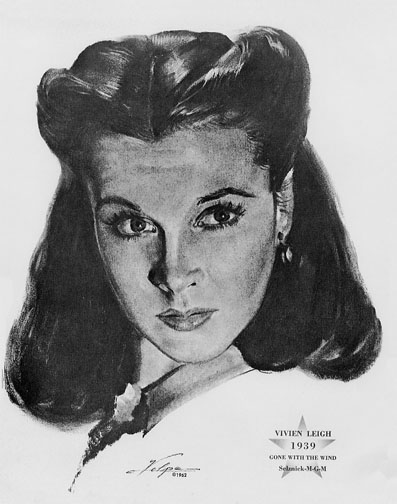 1939 (12th) Best Actress: Vivien Leigh