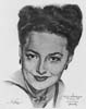 1946 (19th) Best Actress Volpe Sketch: Olivia de Havilland
