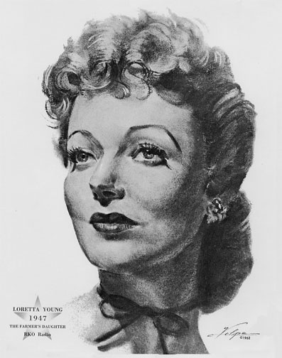 1947 (20th) Best Actress: Loretta Young