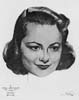 1949 (22nd) Best Actress Volpe Sketch: Olivia de Havilland