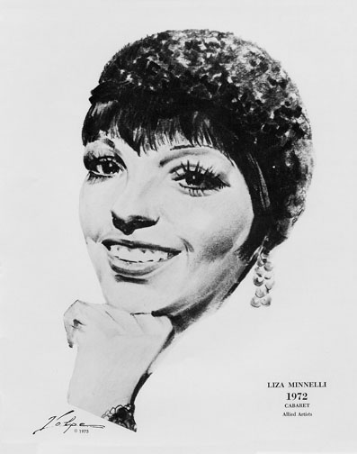 1972 (45th) Best Actress: Liza Minnelli