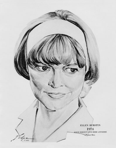 1974 (47th) Best Actress: Ellen Burstyn