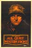 "1929-30 (3rd) Best Picture Poster: ""All Quiet on the Western Front"""