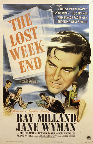 "1945 (18th) Best Picture: ""The Lost Weekend"""