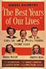 "1946 (19th) Best Picture Poster: ""The Best Years of Our Lives"""