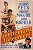 "1947 (20th) Best Picture: ""Gentleman's Agreement"""