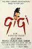 "1958 (31st) Best Picture Poster: ""Gigi"""