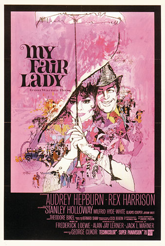 "1964 (37th) Best Picture: ""My Fair Lady"""