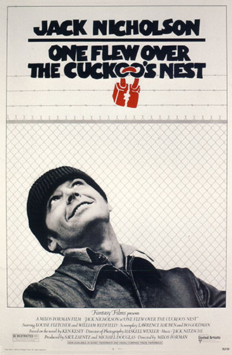 "1975 (48th) Best Picture: ""One Flew over the Cuckoo's Nest"""