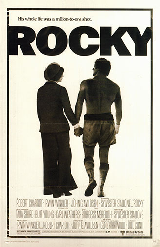 "1976 (49th) Best Picture: ""Rocky"""