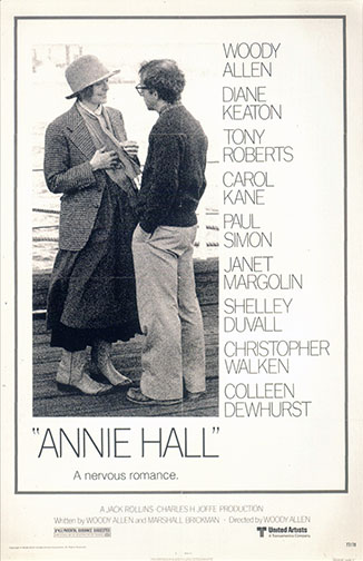 "1977 (50th) Best Picture: ""Annie Hall"""