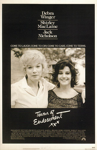"1983 (56th) Best Picture: ""Terms of Endearment"""