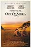"1985 (58th) Best Picture Poster: ""Out of Africa"""