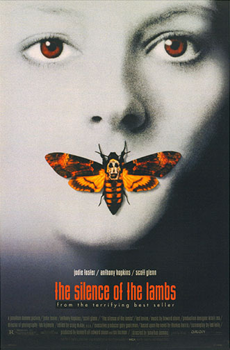 "1991 (64th) Best Picture: ""The Silence of the Lambs"""