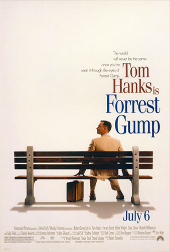 "1994 (67th) Best Picture: ""Forrest Gump"""