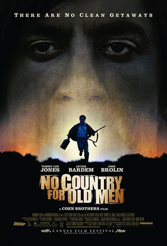 "2007 (80th) Best Picture: ""No Country for Old Men"""