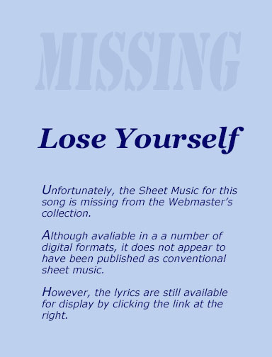 "2002 (69th) Best Song: ""Lose Yourself"""