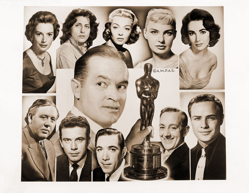1957 Best Actor/Actress nominees