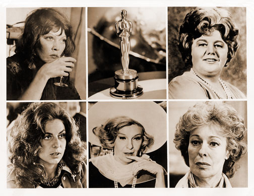 1972 Supporting Actress nominees
