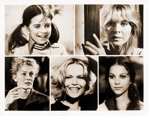 1977 Supporting Actress nominees