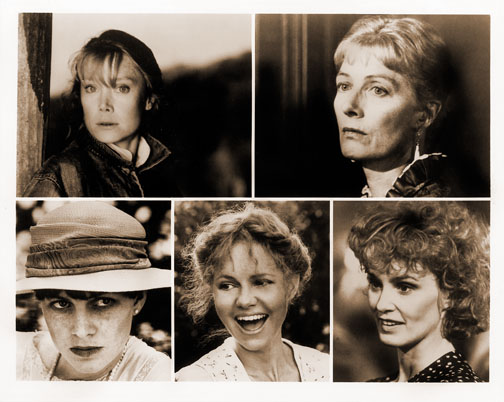 1984 Best Actress nominees