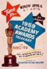 1958 (31st) Academy Award Ceremony Poster