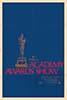1967 (40th) Academy Award Ceremony Poster