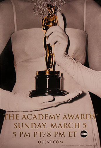 2005 78th Academy Award Ceremony Poster Version 2