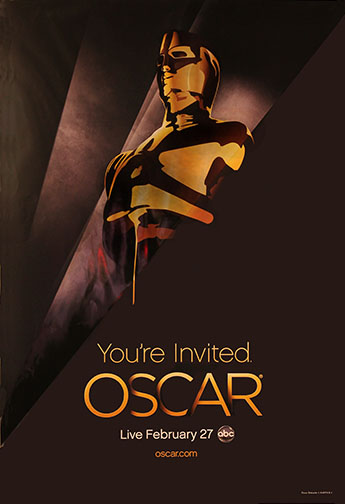 2010 (83rd) Academy Award Ceremony Poster