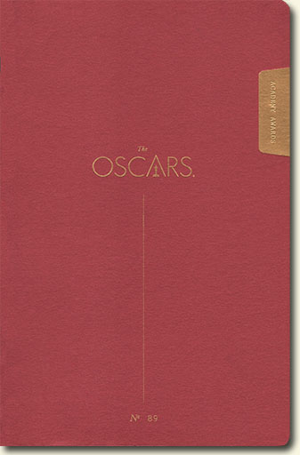 2016 (89th) Academy Award Ceremony Program