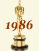1986 (59th) Academy Award Overview