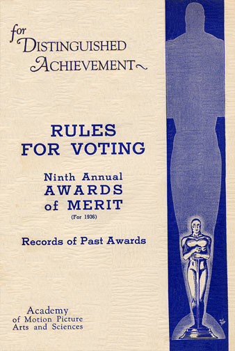 1936 (9th) Voting Rules