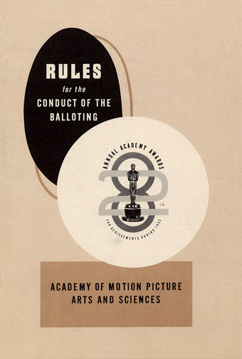 1955 (28th) Voting Rules