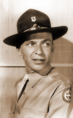 1953 (18th) Best Supporting Actor: Frank Sinatra