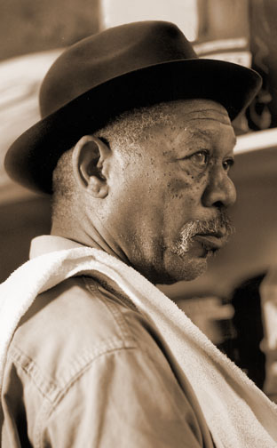 2004 (69th) Best Supporting Actor: Morgan Freeman