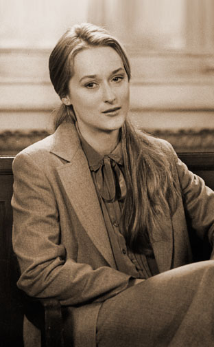 1979 (44th) Best Supporting Actress: Meryl Streep